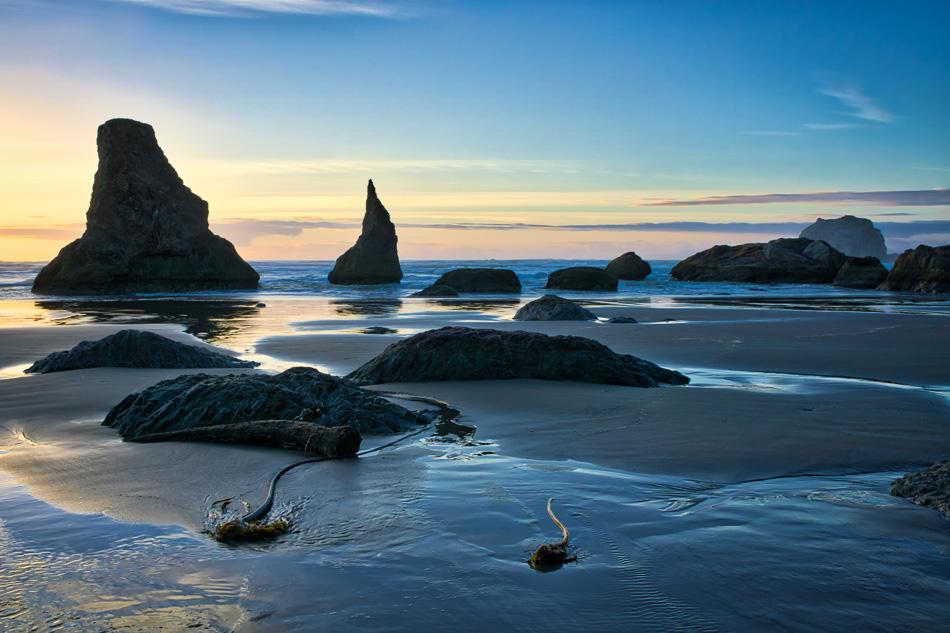 Bandon Beach, Oregon