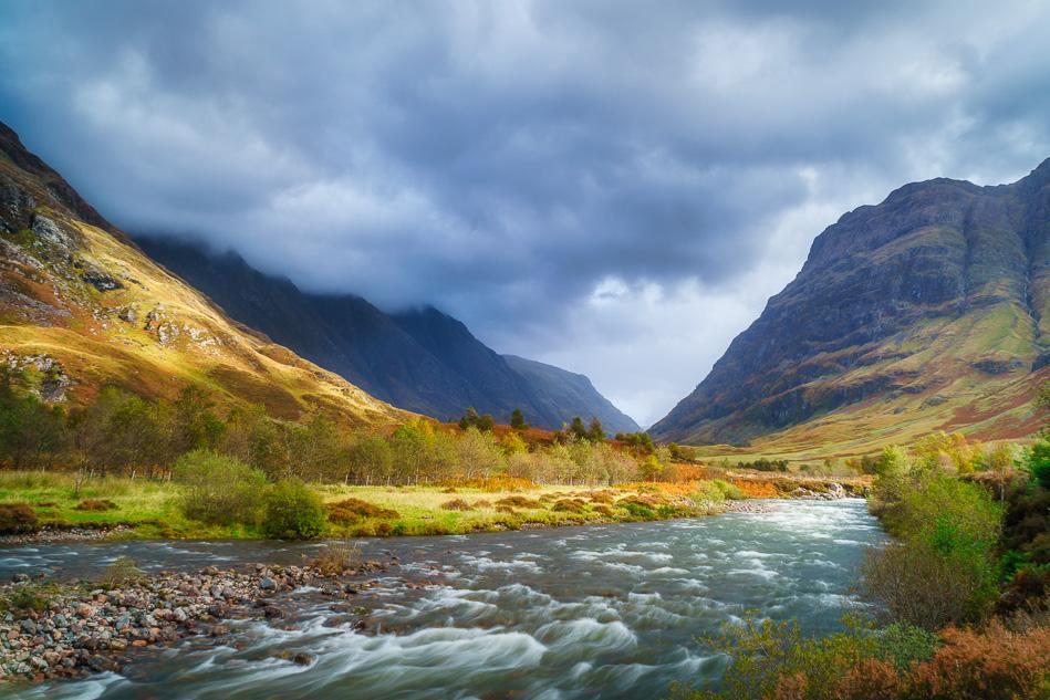 An Torr, Glencoe, Scotland
