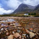 Autumn Landscapes in Glencoe Scotland