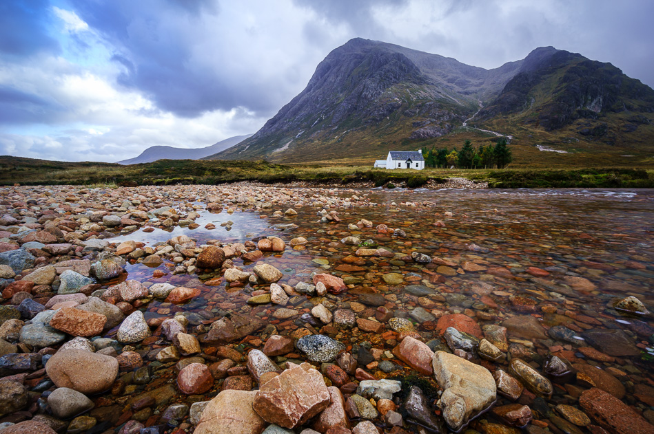 Lagangarbh Cottage, Glencoe, Scotland