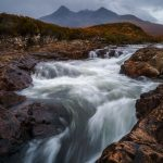The Cuillin, Isle of Skye, Scotland