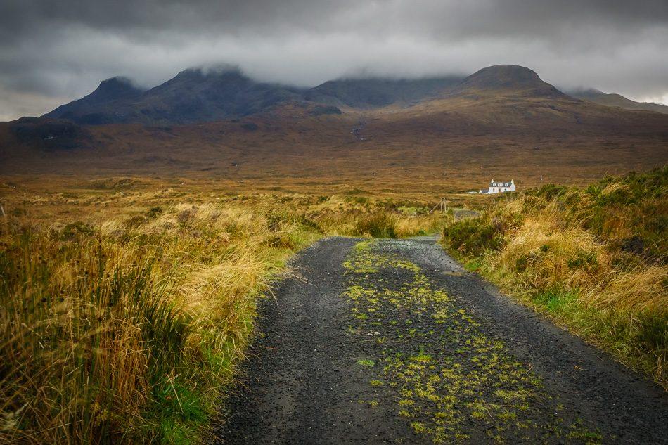 Red Cuillin, Isle of Skye, Scotland