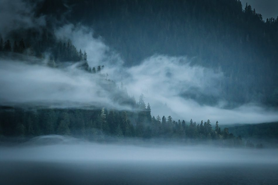 Landscape Photography in Khutzeymateen British Columbia
