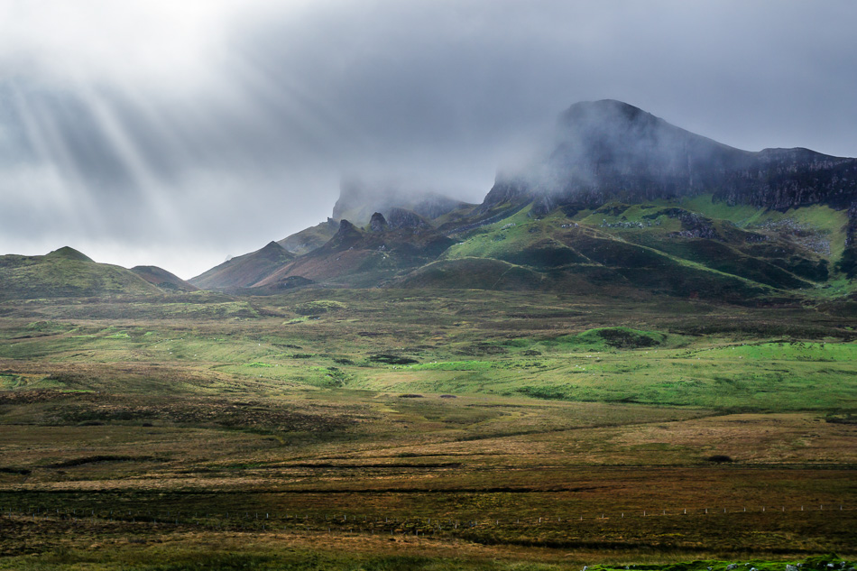 The Quairing, Isle of Skye, Scotland