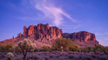 Superstition Mountain, Arizona